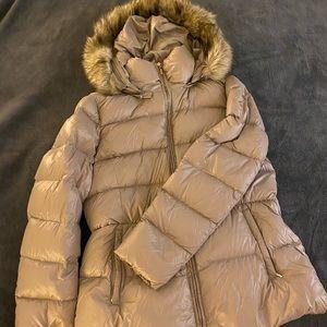 Michael Kors Packable Down Fill puffer coat -Large
